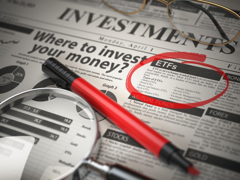 Vad är en börshandlad fond?