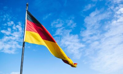 Optimismen bland exportörer skulle kunna bränna dessa tyska aktiefonder