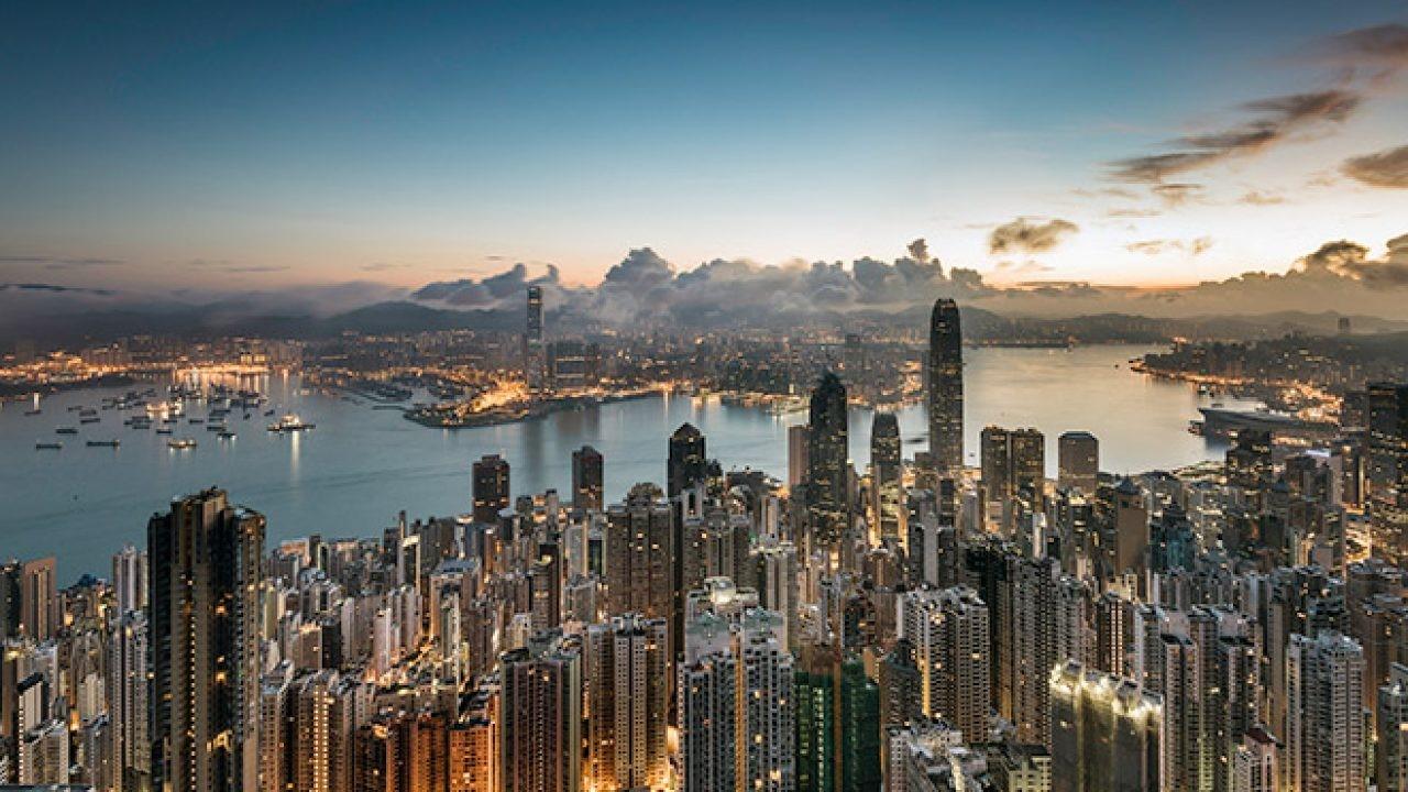 En ETF för Asien-Stillahavsområdet