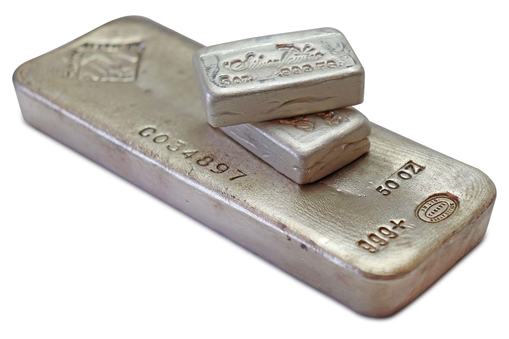 Det bästa sättet att köpa silver