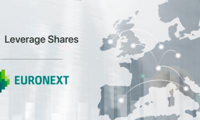 Leverage Shares listar sina ETPer på Parisbörsen