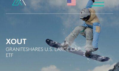 GranitShares XOUT ETF når 100 MUSD i förvaltat kapital