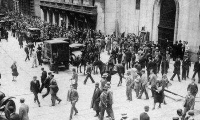 Kraschen på Wall Street 1929