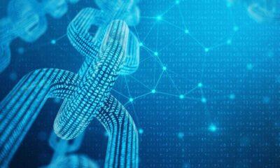Fyra börshandlade fonder för blockchain