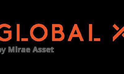 Global X listar sina ETFer på Xetra