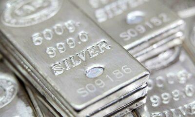 Börshandlad fond för silver omsatte 7 miljarder dollar