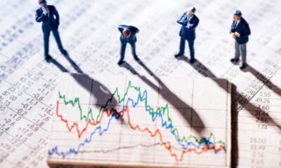 Börshandlade fonder med fokus på volatilitet