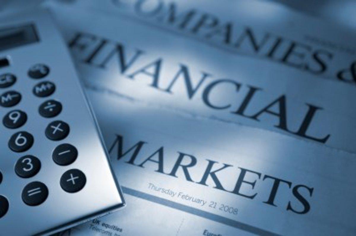 Finansmarknaden, kapitalmarknaden och penningmarknaden