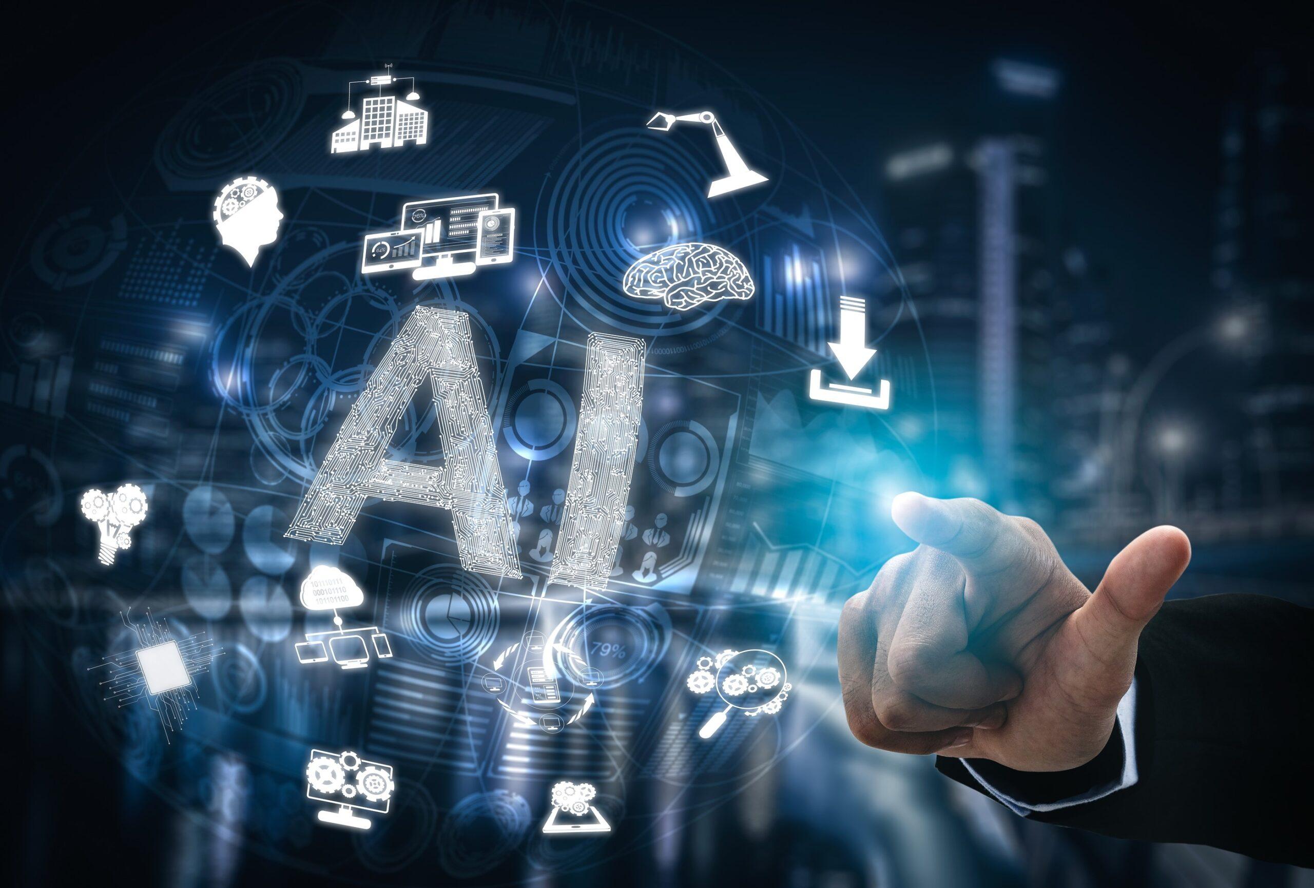 Artificiell intelligens är ryggraden för ARKQ ETF