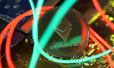 CME Ethereum nådde rekordvolym på 240 miljoner dollar den här veckan, mätt i antalet futureskontrakt. enligt data från kryptoanalysplattformen Skew.