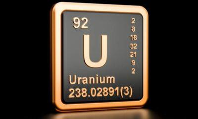 ETF för uran stiger när senaten stödjer strategiska reserver