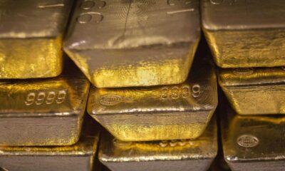 Vad driver guldpriset?
