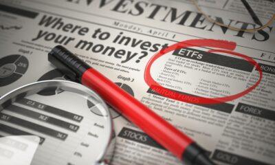 Så kan du tjäna pengar när räntorna stiger - ETF-alternativ
