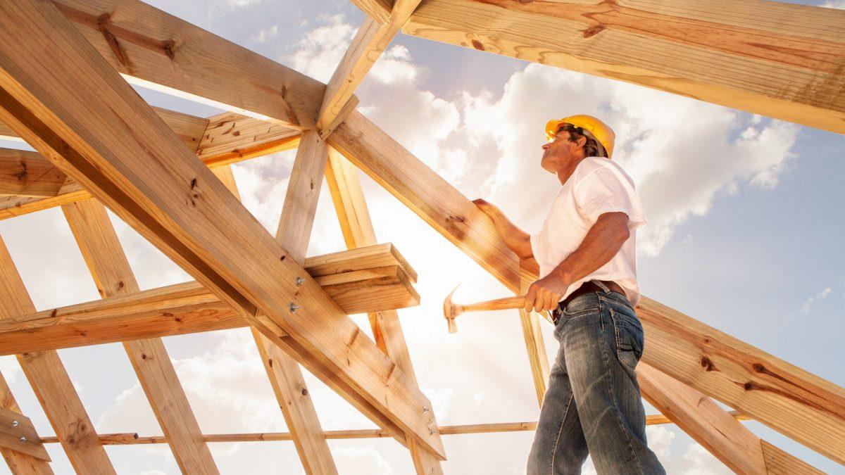 Amerikanska husbyggar-ETF:er upp 70% i år