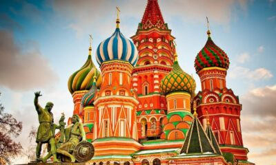 4 anledningar att köpa Ryssland och Rysslands-ETFer