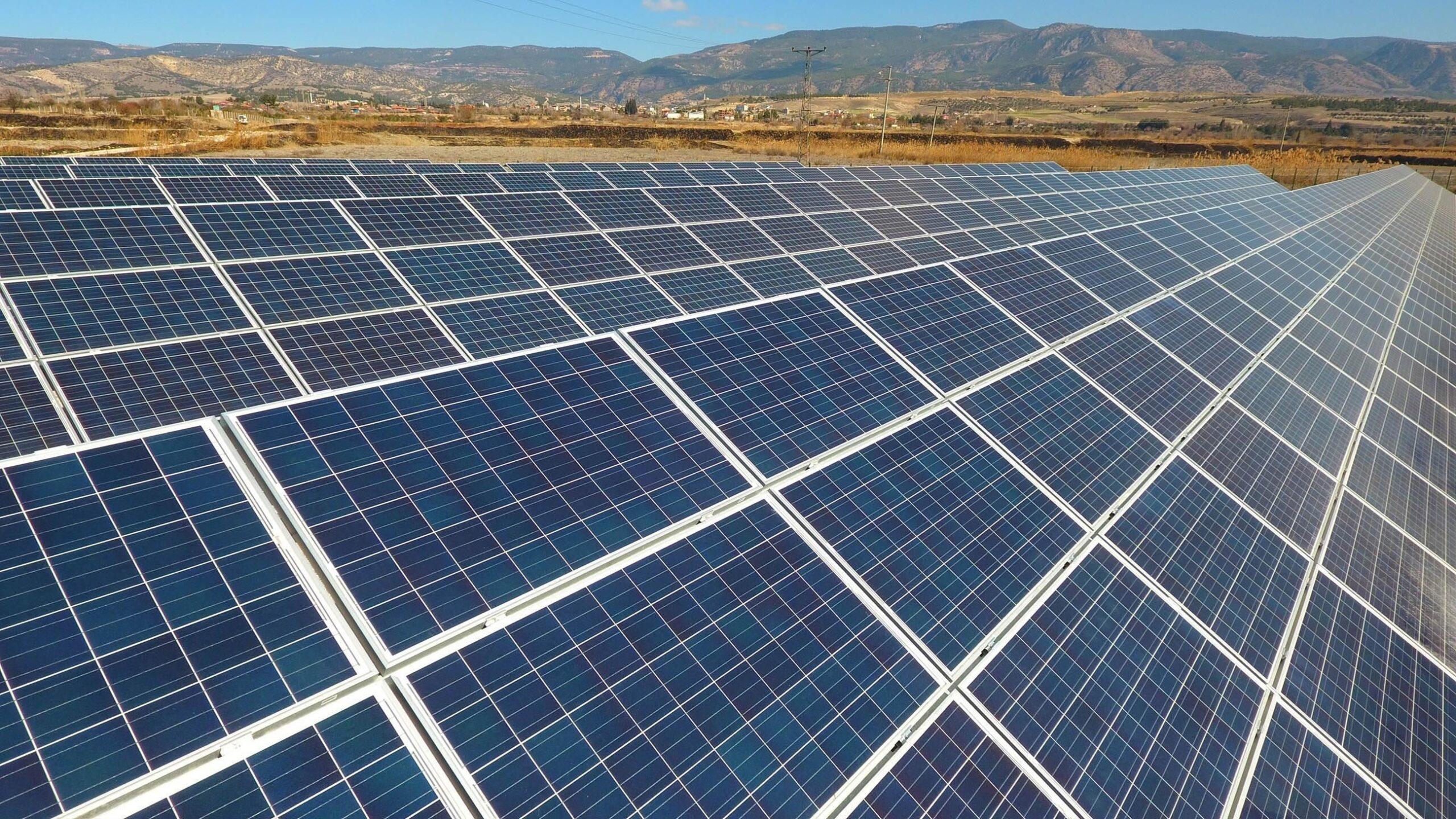 Solenergi ETF upp med över 50 procent på en månad
