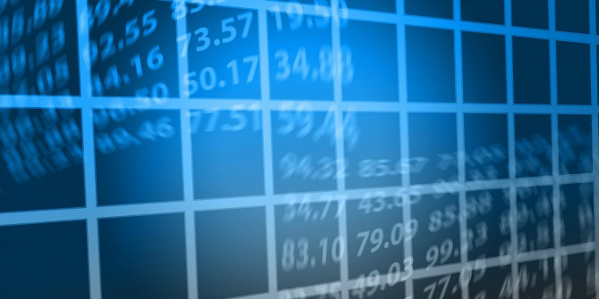 Skydda portföljen med låg volatilitets ETF:er - volatilitet