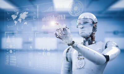 En fondrobot som arbetar för dig