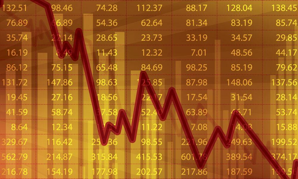 Gör aldrig detta när börsen faller - ETF-marknaden