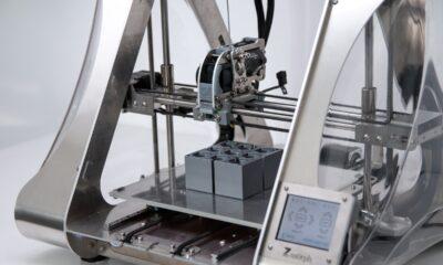 Ytterligare en nischmarknad växer fram för 3D-utskrift, PRNT ETF