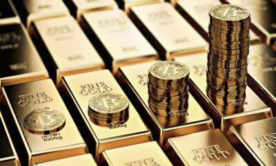 Grayscale Bitcoin Trust (GBTC), världens största Bitcoinfond, är på väg att överträffa den största råvaru ETF SPDR Gold Trust (NYSE: GLD). Med kryptovalutornas växande popularitet