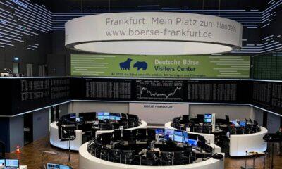Kryptoboom på Deutsche Börse
