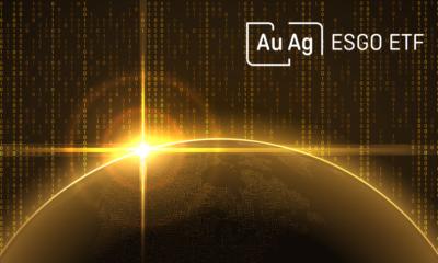 Brittiska ETF-specialisten HANetf och ädelmetallsexperterna AuAg Fonder ingår samarbete och lanserar en unik ETF med fokus på ESG och guldgruvbolag. Fonden är den första svenskutvecklade ETFen med global inriktning.