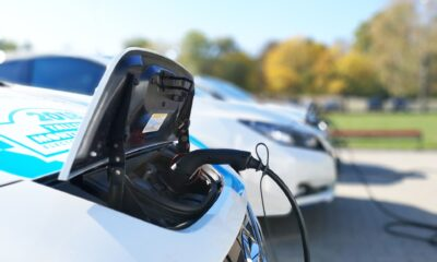 IEVD ETF IShares Electric Vehicles and Driving Technology UCITS ETF USD (Acc) (ECAR ETF) investerar i globala aktier med focus på ESG. Utdelningen i fonden återinvesteras