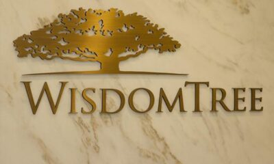 """WisdomTree, en börshandlad fond (""""ETF"""") och börshandlad produkt (""""ETP"""") sponsor, har meddelat sin fysiskt stödda bitcoin och eter-ETP:er har noterats på Euronext-börser"""