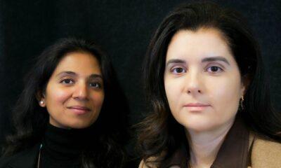 De nya börshandlade fonder stöder de största koldioxidundvikarna och replikerar Shaila Khan Leekha och Gabriela Herculano, två kvinnliga förvaltare utbud av ren energi i Storbritannien.