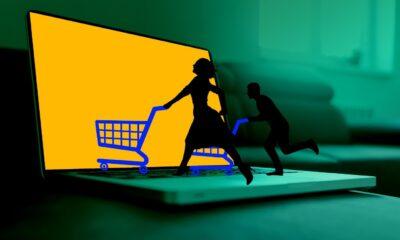 finns det nu över 24 miljoner butiker som säljer online på olika sätt - långt ifrån bara böcker och begagnade föremål. Ecommerce ETPer; Amazon &; Alibaba