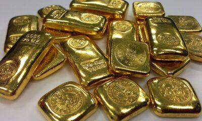 Royal Mint Physical Gold ETC (RMAU) innehar är nu ansvarigt och 100% producerade LBMA-ansvariga guldtackor producerade efter 2019.