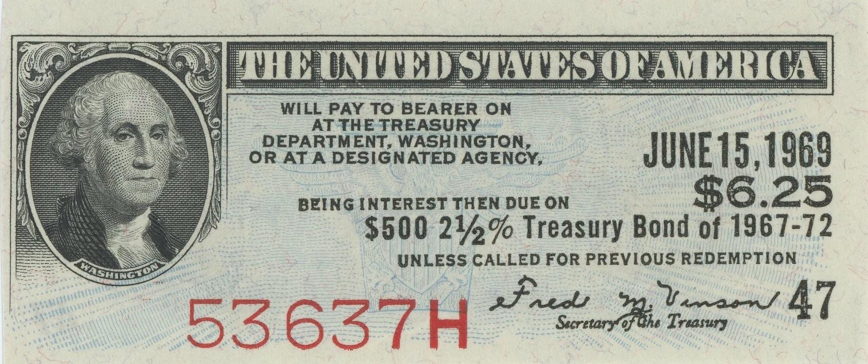 Invesco US Treasury Bond UCITS ETF GBP Hedged Dist (TRGB ETF) investerar i statsobligationer med fokus på USA. ETF har hela utbudet av obligationens löptider.