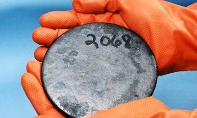 Bristande utbud och ökande efterfrågan drev uran futures till över 40 USD per pound, den högsta nivån på över sex år. Så sent som 2016 handlades denna råvara till 16 dollar per pound.