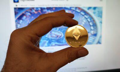 ETHetc -ETC Groups Physical Ethereum (Ticker: ZETH ETC) är en börshandlad kryptovaluta (ETC) som spårar priset på Ethereums Ether -mynt.