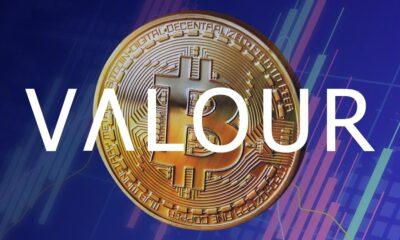 Valour rapporterar att företaget nu har mer än 250 miljoner dollar i förvaltad volym, en tillgångsökning på 40 miljoner dollar sedan början av september.